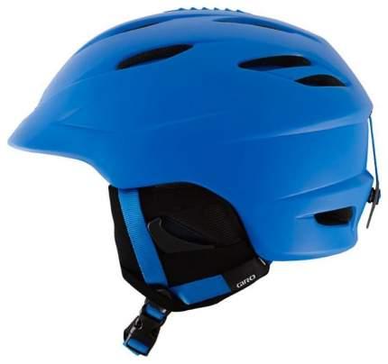 Горнолыжный шлем Giro Seam 2017, синий, M