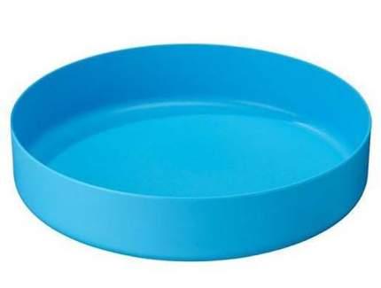 Туристическая тарелка MSR Deep Dish Small M синяя