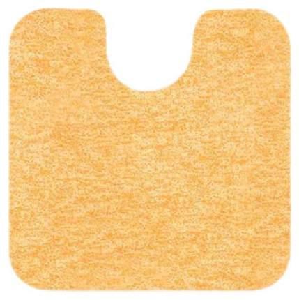 Коврик для туалета Spirella Gobi Оранжевый, 55х55 см