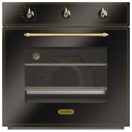Встраиваемый электрический духовой шкаф Darina 0V7 BDE 112 707 Black