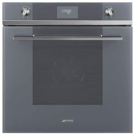 Встраиваемый электрический духовой шкаф Smeg SF6101VS Silver