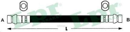 Шланг тормозной системы Lpr 6T47828 передний