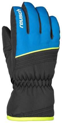 Перчатки Reusch Alan Junior синие, размер 6