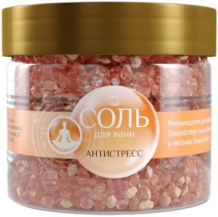 Соль для ванн Dr. Aqua Антистресс 350 г