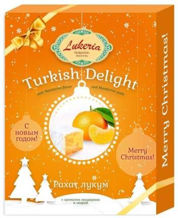 Набор Lukeria рахат лукум новогодний подарочный в ассортименте 250 г