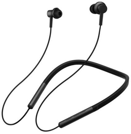 Беспроводные наушники Xiaomi Mi Collar Earphones Silver