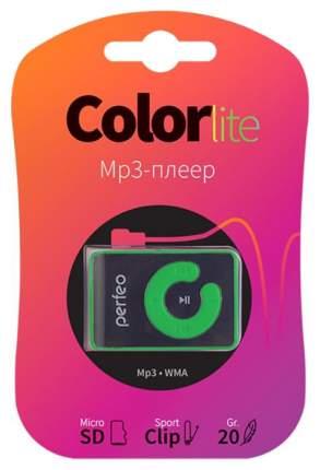 МР3-плеер с клипсой Perfeo Color-Lite Зеленый