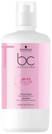 Маска для волос Schwarzkopf Professional BC Color Freeze pH 4.5 Treatment 750 мл