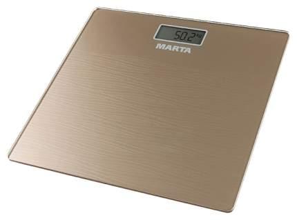 Весы напольные Marta MT-1677 GD