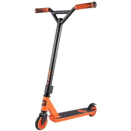 Самокат Tech Team Duke 202 оранжевый