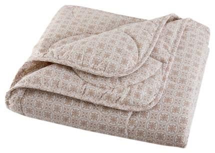 Одеяло 43 стеганое (лен, хлопок 150/перкаль) евростандарт