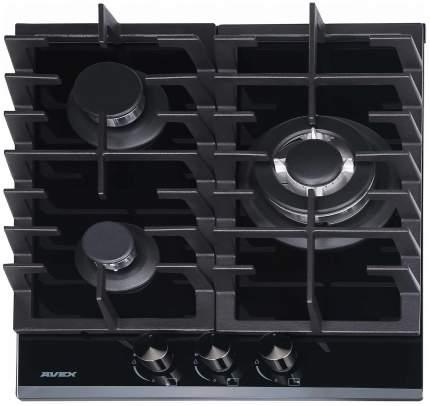 Встраиваемая варочная панель газовая AVEX HM 4534 B Black