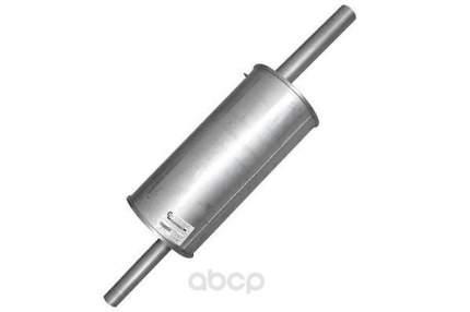 Глушитель выхлопной системы ASAM-SA 01373
