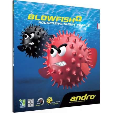 Накладка для ракетки Andro Blowfish Plus черная max