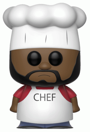Фигурка Funko POP! Animation South Park: Chef