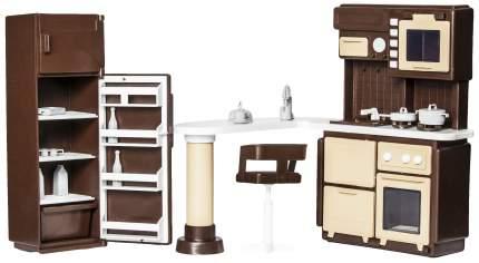 Набор мебели для кухни Огонек Коллекция