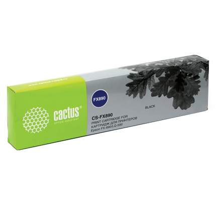 Картридж Cactus CS-FX890 для Epson FX-890/LQ-590