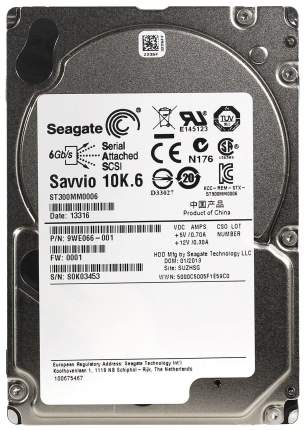 Внутренний жесткий диск Seagate Enterprise Performance 10K 300GB (ST300MM0006)
