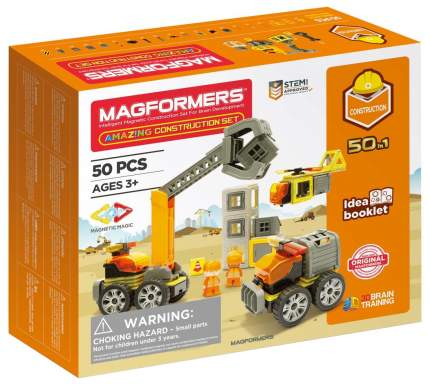 Конструктор магнитный MAGFORMERS Amazing Construction Set