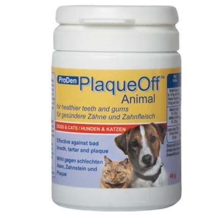 Средство для профилактики зубного камня у собак и кошек ProDen PlaqueOff 180 г
