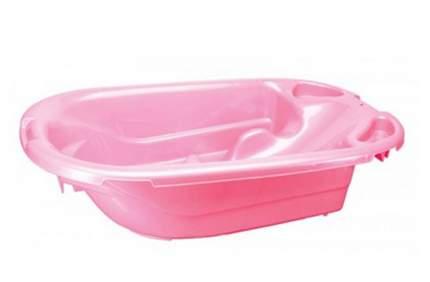 Ванна детская Папитто анатомическая Розовая 4313008