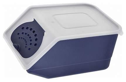 Контейнер для хранения пищи Полимербыт 820 Синий