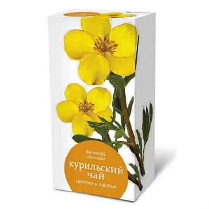 Алтай фиточай курильский чай ф/п 1,5 г 20 шт.