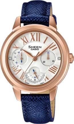 Наручные часы кварцевые женские Casio Sheen SHE-3059PGL-7B