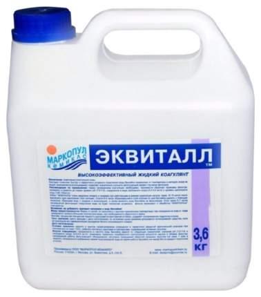 Средство для чистки бассейна Маркопул Кемиклс Эквиталл М08 3 л