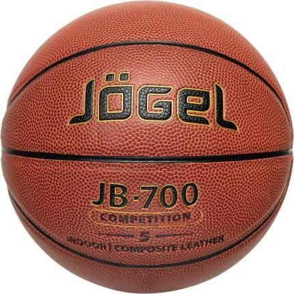 Баскетбольный мяч Jogel JB-700 №5 brown