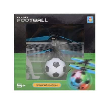 Радиоуправляемый квадрокоптер 1Toy Gyro-Football Т14123