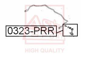 Стойка стабилизатора ASVA 0323-PRR