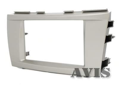 Переходная рамка 2DIN AVS500FR (#131) для TOYOTA