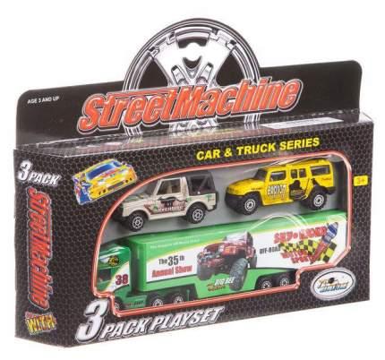 Легковая машина Pioneer toys Street Machine А78599