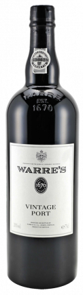 Портвейн Warre's Vintage Port, Warre`s, 2016 г.