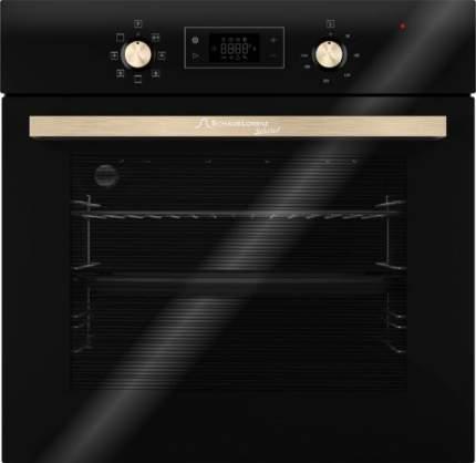 Встраиваемый электрический духовой шкаф Schaub Lorenz SLB EY6625 Black