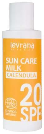 Молочко для тела Levrana Календула SPF 20 150 мл