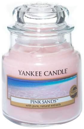Ароматическая свеча Yankee Candle Pink Sands Small Jar Candle