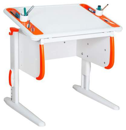 Парта Дэми Techno СУТ 26 04967-2 Белый/Оранжевый