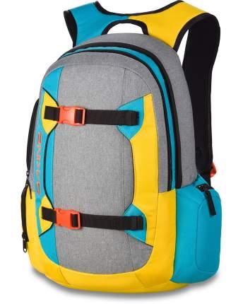 Рюкзак для лыж и сноуборда Dakine Mission, radness, 25 л