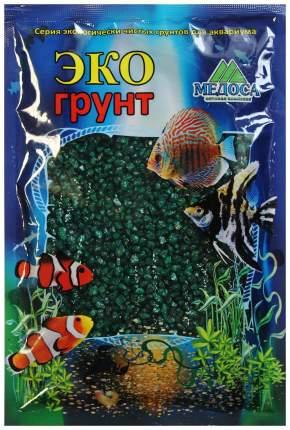 Грунт для аквариума ЭКОгрунт Мраморная крошка Изумрудная 2 - 5 мм 1 кг