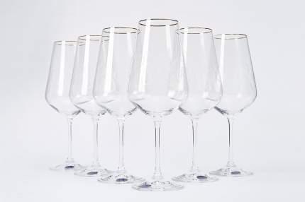 Набор бокалов для вина 550 мл Hoff Сандра