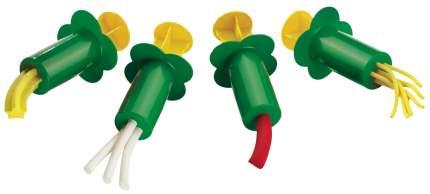 4 пластиковых шприца для моделирования в пакете с европодвесом
