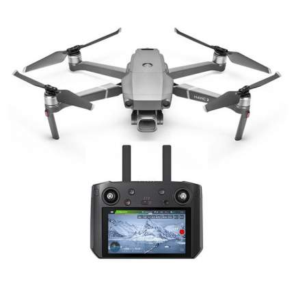 Квадрокоптер  DJI Mavic 2 Pro + DJI Smart Controller Grey