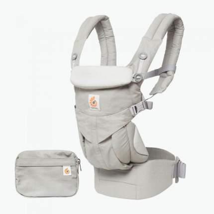 Рюкзак-кенгуру Ergobaby OMNI 360 - Pearl Grey