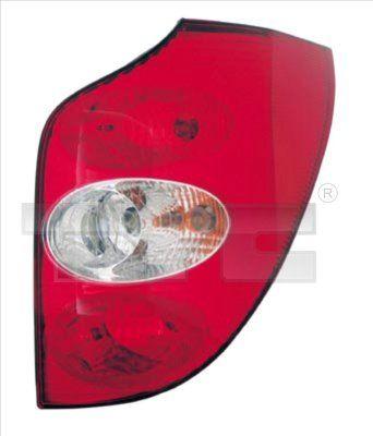 Задний фонарь TYC 11-0327-01-2