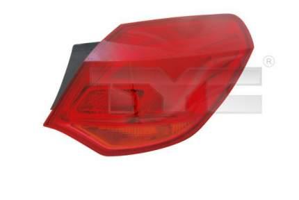 Задний фонарь TYC 11-11647-01-2