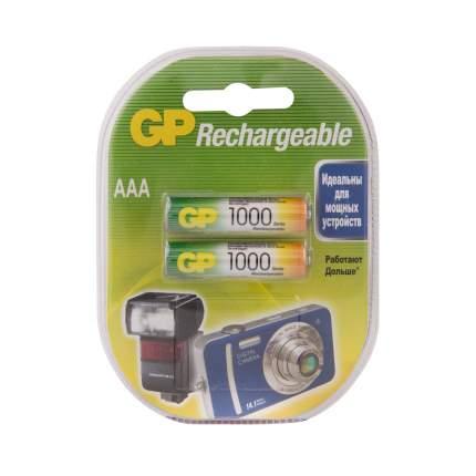 Аккумулятор GP Batteries 100АААНС 2 шт
