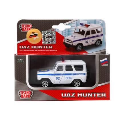 Внедорожник инерционный Технопарк Uaz Hunter Полиция