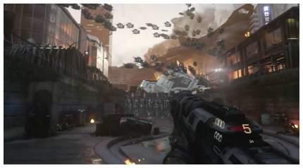 Игра Call of Duty: Advanced Warfare. Day Zero Edition для PlayStation 4